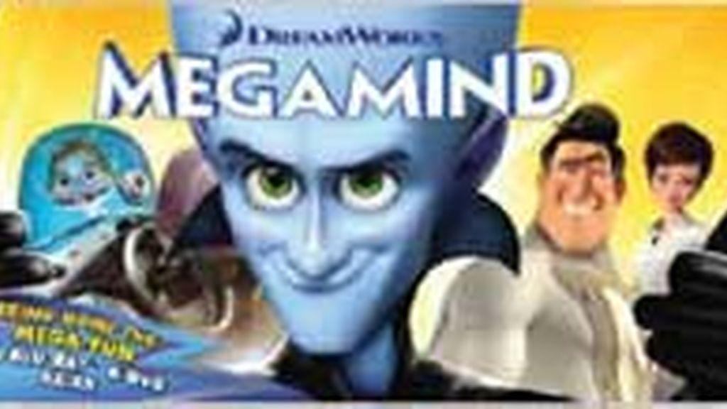 ¡Gana el DVD de 'Megamind'!