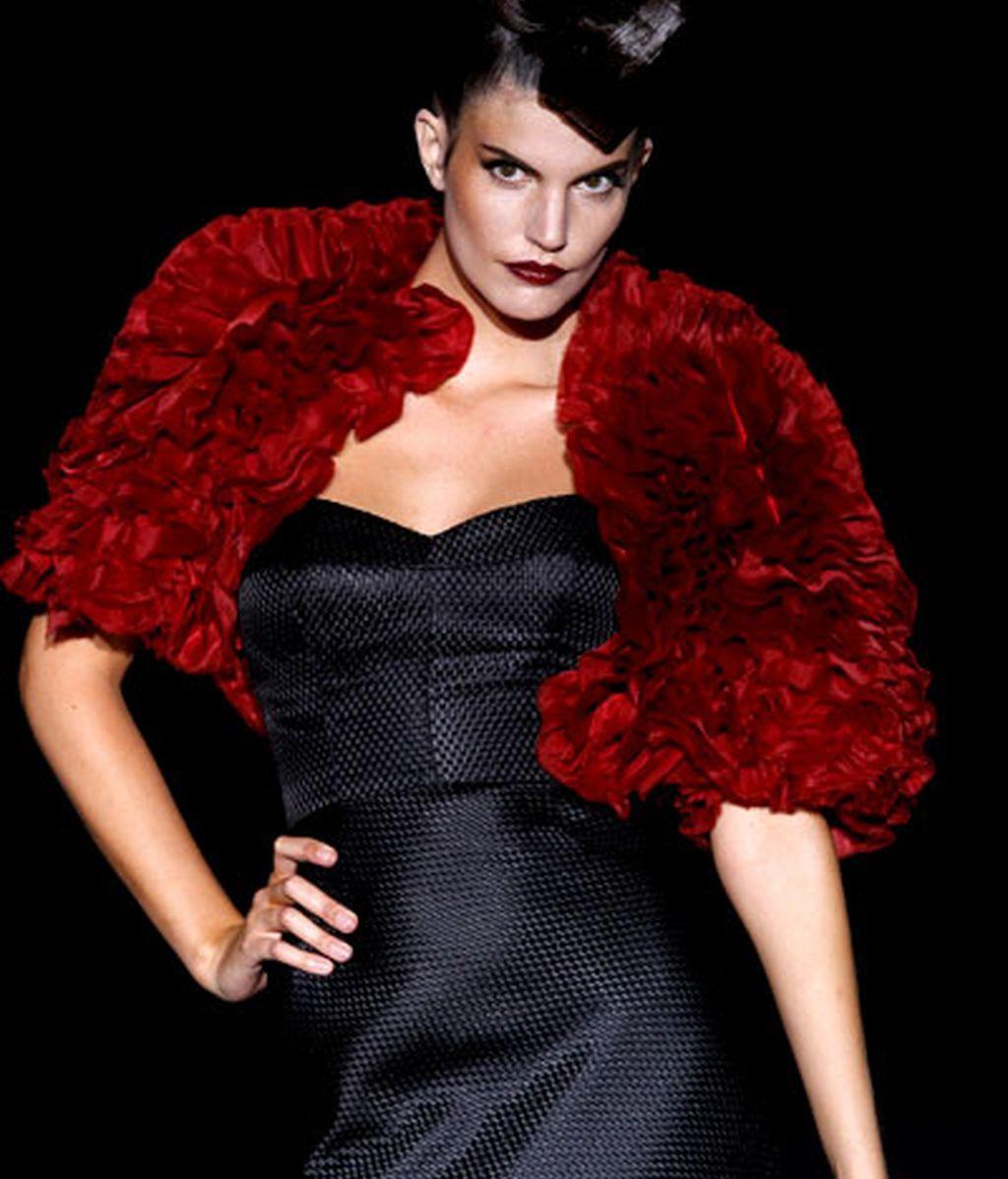 Hannibal Laguna, sofisticación y mucho glamour