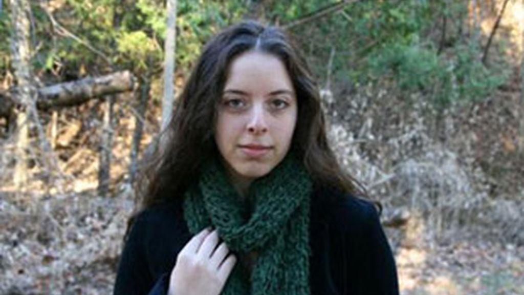 Imagen de archivo de la joven cantante Taylor Mitchell