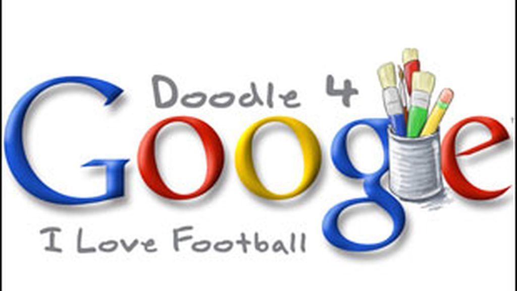 Google lanza el primer concurso internacional para que niños diseñen el logo del buscador. Foto: Google.