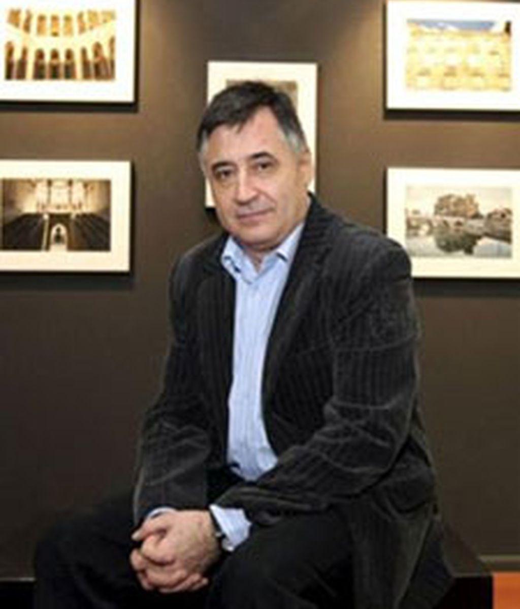 Gervasio Sánchez, un fotógrafo comprometido. Foto: EFE.