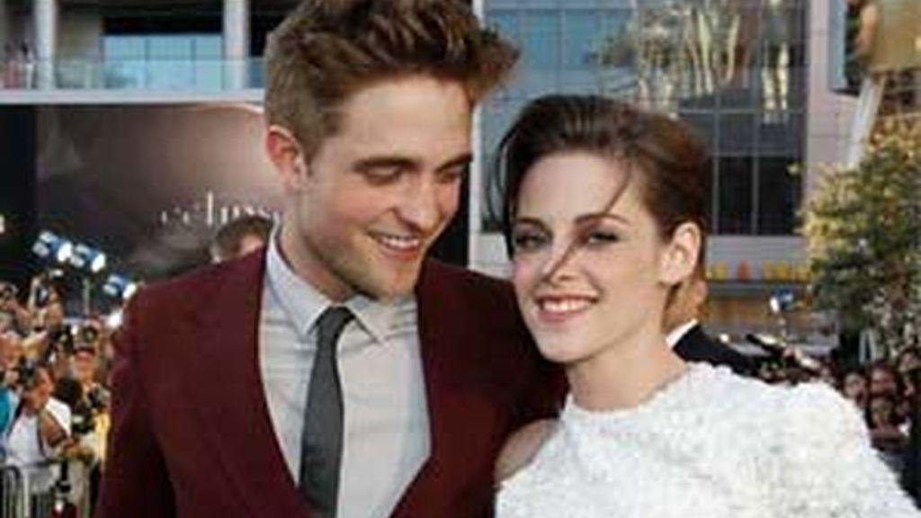 Robert Pattinson parece un hombre nuevo desde que se ha producido la ruptura. Foto: GTRES
