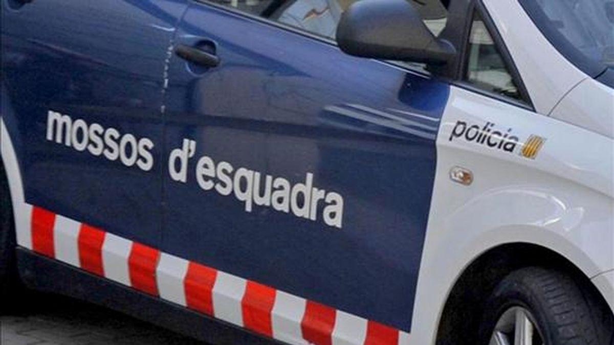 En la imagen, un coche de los Mossos d'Esquadra. EFE/Archivo