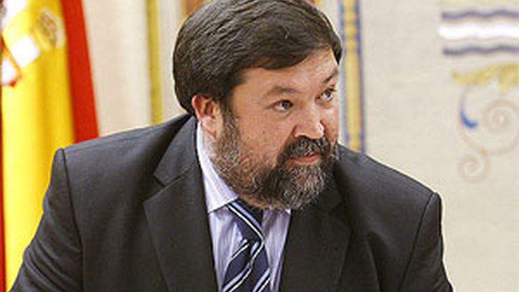 Francisco Caamaño. Foto: EFE.