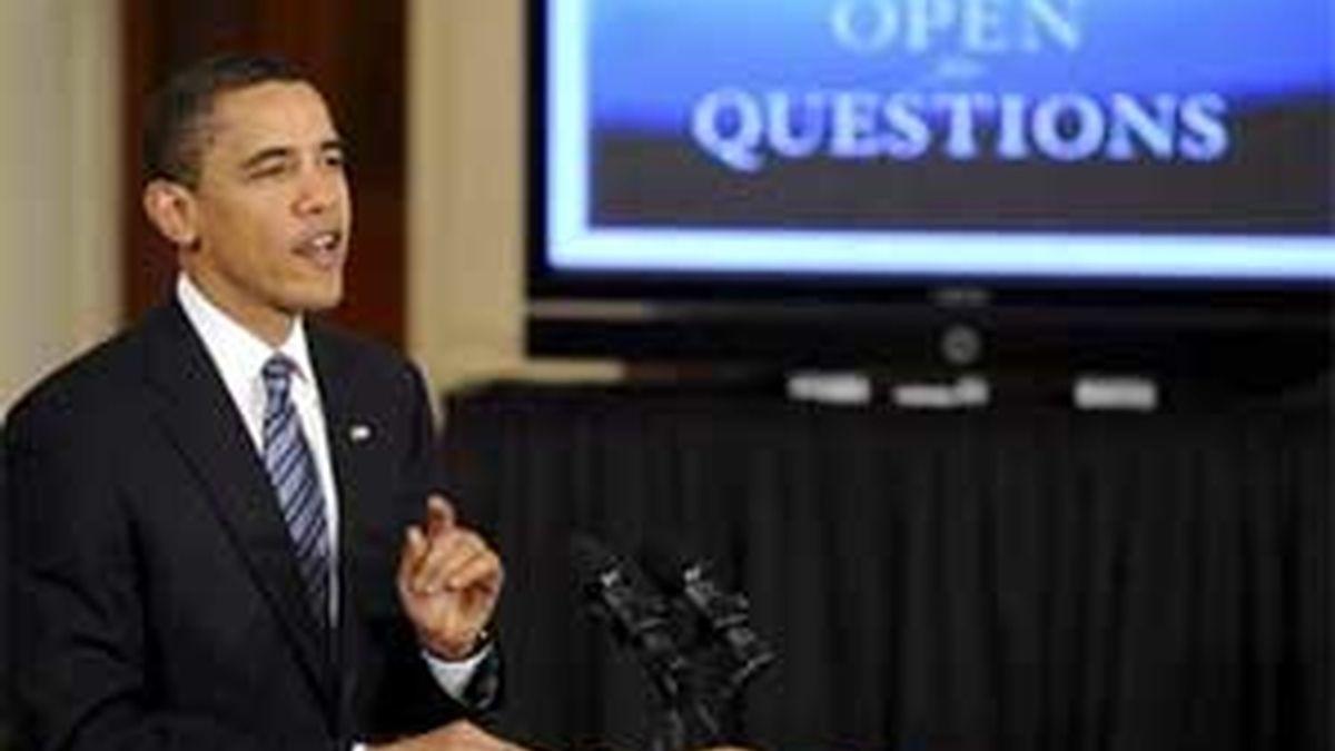 El Ejecutivo de Obama propusó a principios de año una regulación financiera severa para evitar nuevos rescates bancarios. FOTO: EFE / Archivo