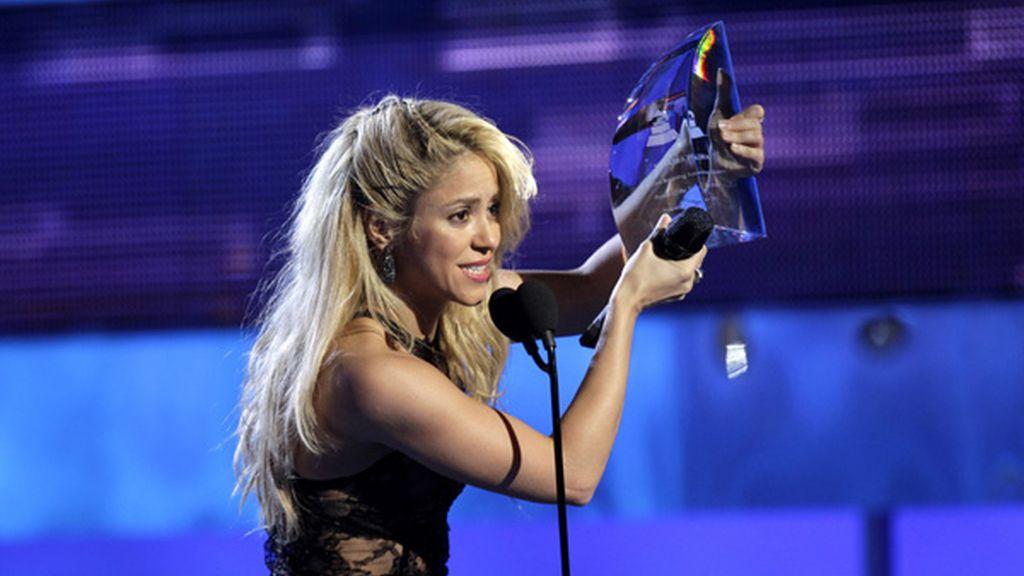 Música y sensualidad en los Grammy Latinos