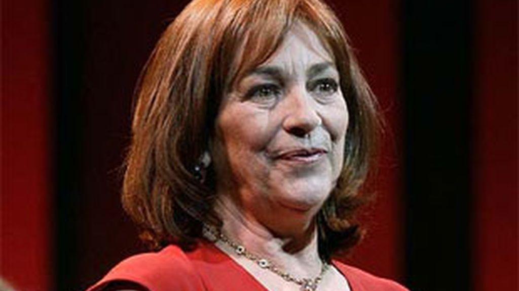 Carmen Maura recibe la Medalla de Oro de la Academia de Cine. Vídeo: Atlas.
