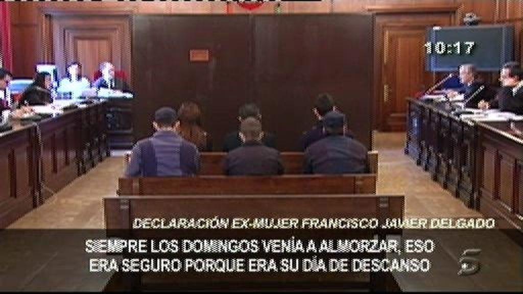 Declaración de la ex mujer de Francisco Javier