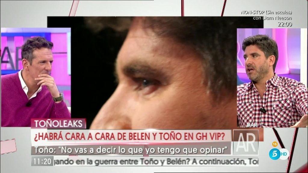 """Toño Sanchís: """"Le pido a la gente un voto de confianza para que me conozcan de verdad"""""""