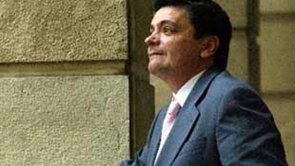 El titulado del juzgado de lo penal número 1 de Sevilla, Rafael Tirado. EFE