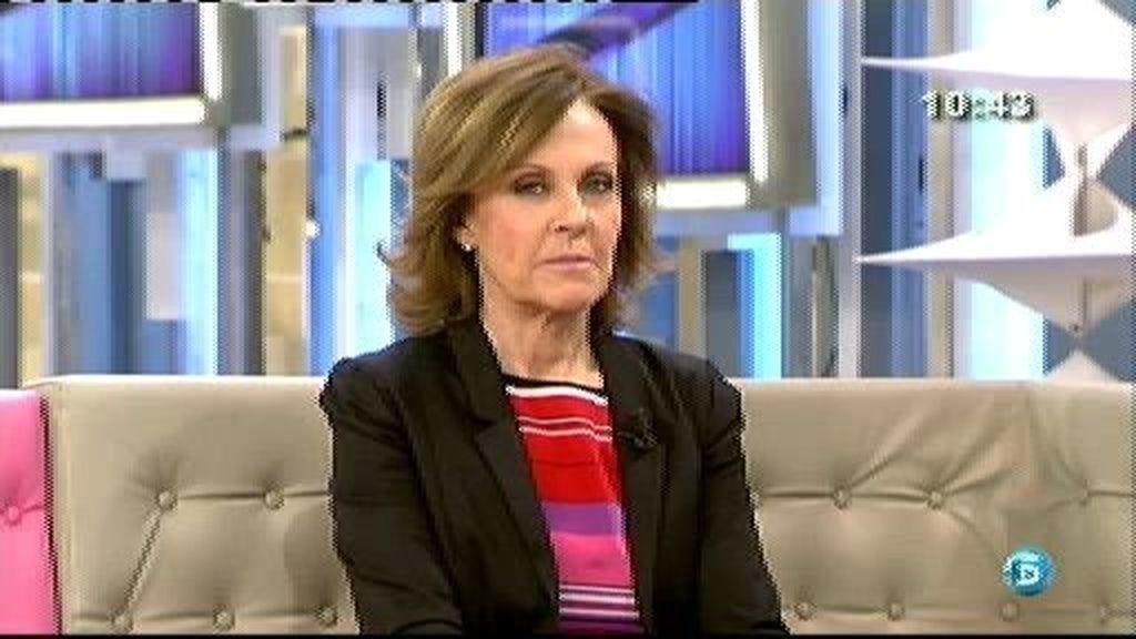 El príncipe Felipe y la Infanta Cristina no se hablan, según Paloma Barrientos