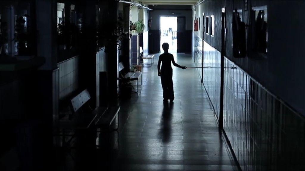 El niño fantasma del hospicio