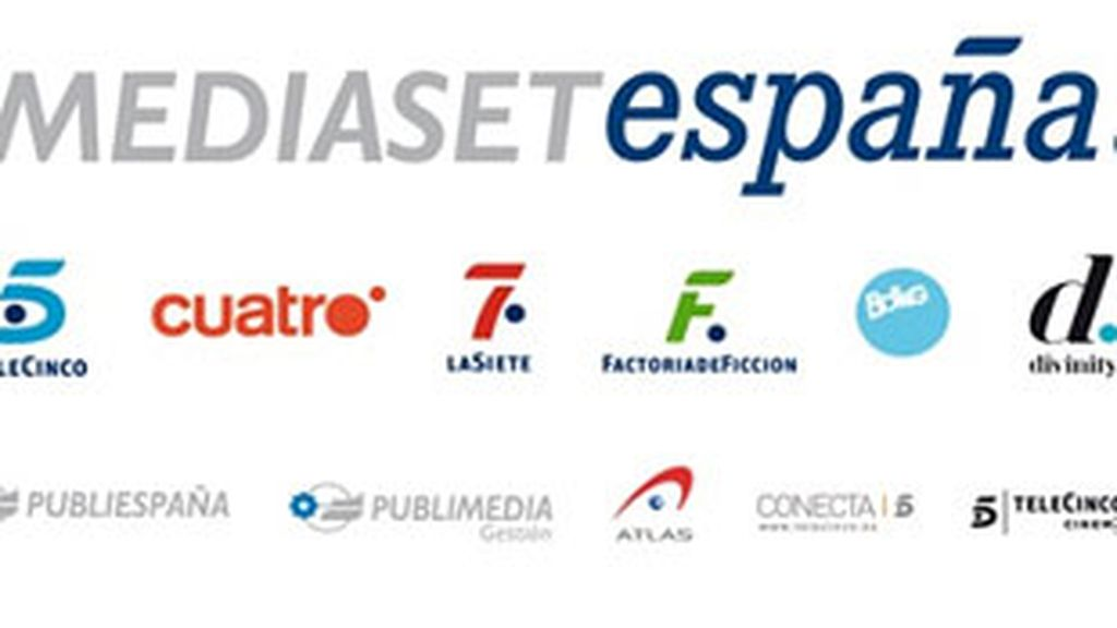 Mediaset España se consolida tras la adquisición de Cuatro.