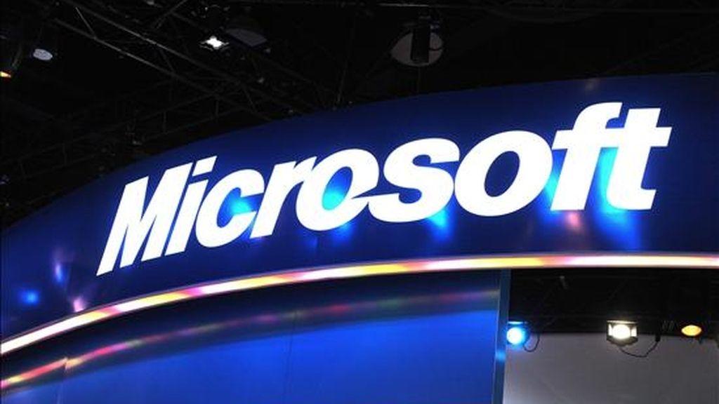 Microsoft presentará sus resultados del cuarto trimestre fiscal (abril-junio), así como al conjunto del ejercicio, mañana tras el cierre de los mercados, y los analistas prestarán gran atención a la cifra de facturación de los últimos tres meses. EFE/Archivo