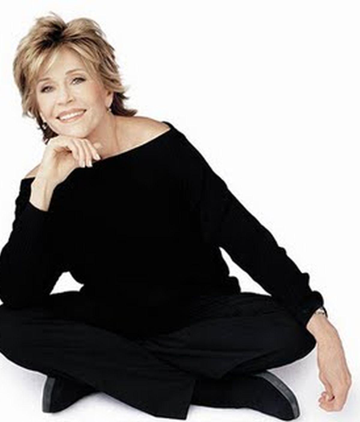 Jane Fonda, a sus 71 años planea volverse a casar y escalar el Himalaya.