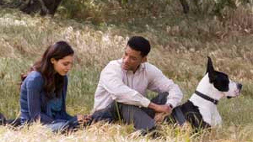 Will Smith, en una escena de la película.