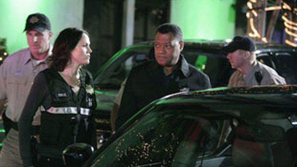 'CSI Las Vegas'