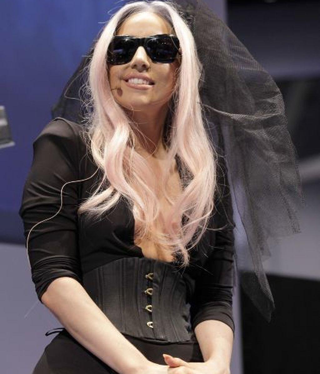 Tecnológica Lady Gaga