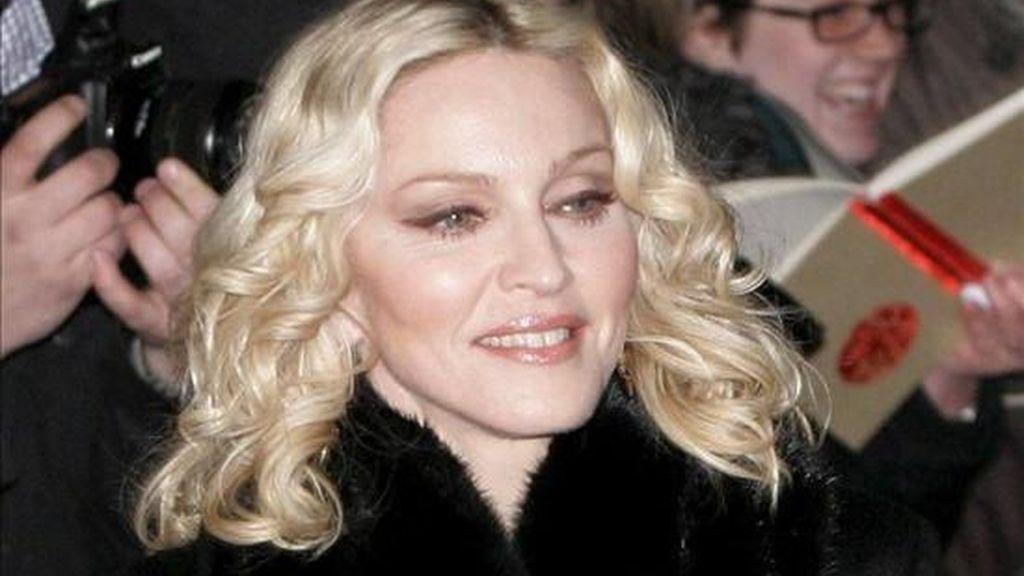 Madonna compró una vivienda de cuatro alturas en el barrio del Upper East Side de Manhattan, en Nueva York, por unos 40 millones de dólares, según The New York Post. EFE/Archivo