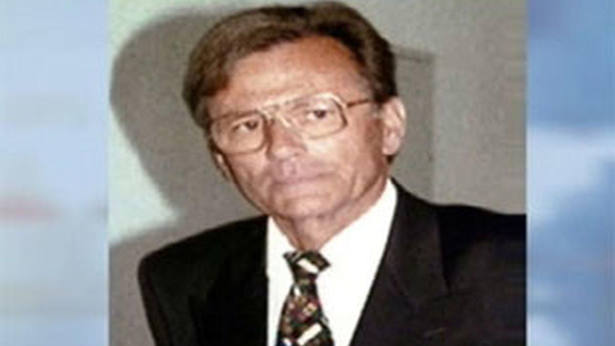Imagen de archivo de Dieter Krombach, el cardiólogo alemán acusado de haber matado a la joven Kalinka en 1982. Foto: Informativos Telecinco.