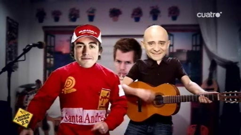 La reacción de Lobato tras la derrota de Fernando Alonso