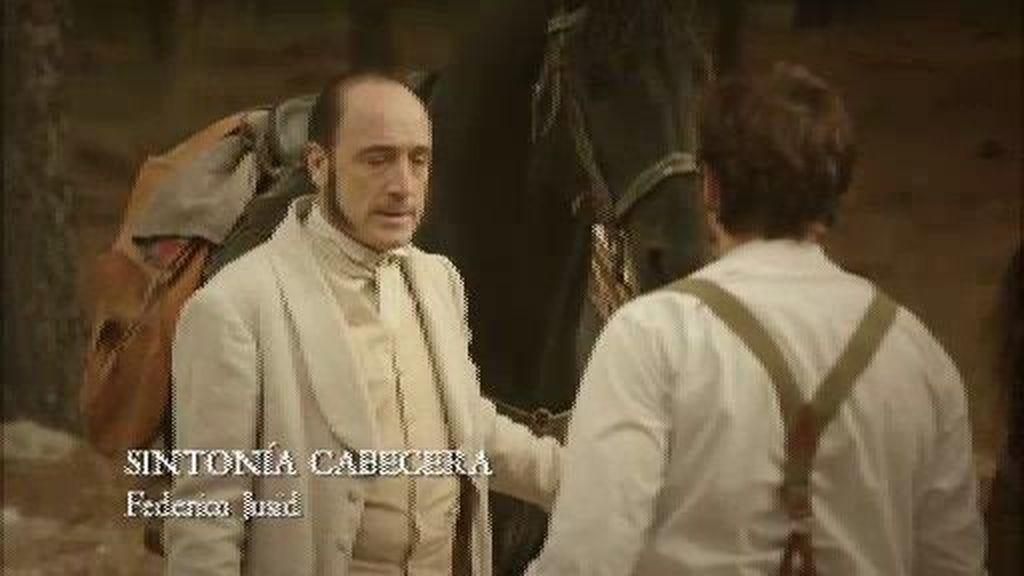 Fernando Bravo descubre que Román ha muerto