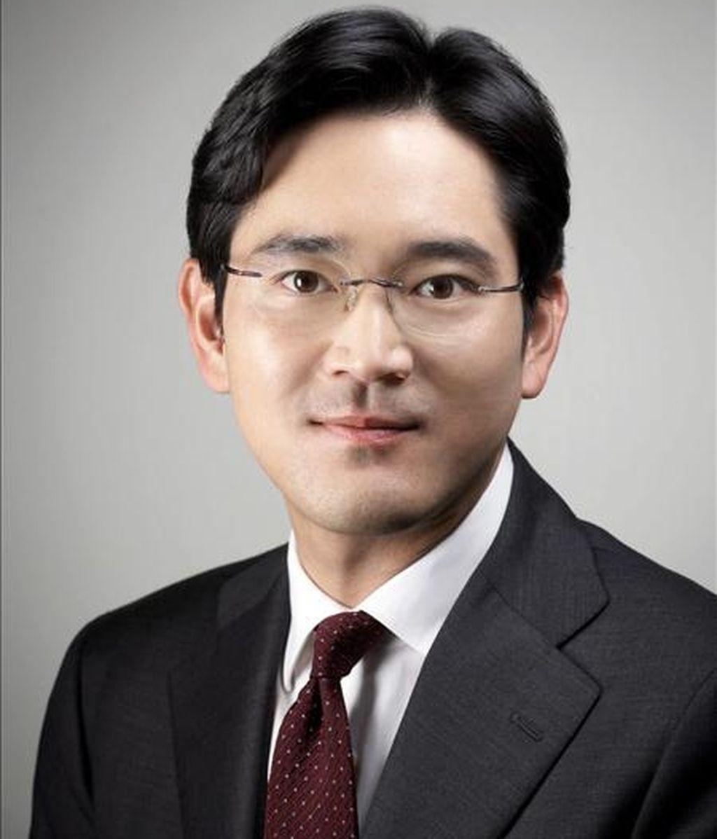 Fotografía sin fechar del vicepresidente de la compañía Samsung Electronics, Lee Jae-yong, quien fue promovido a la presidencia del grupo Samsung este viernes. EFE