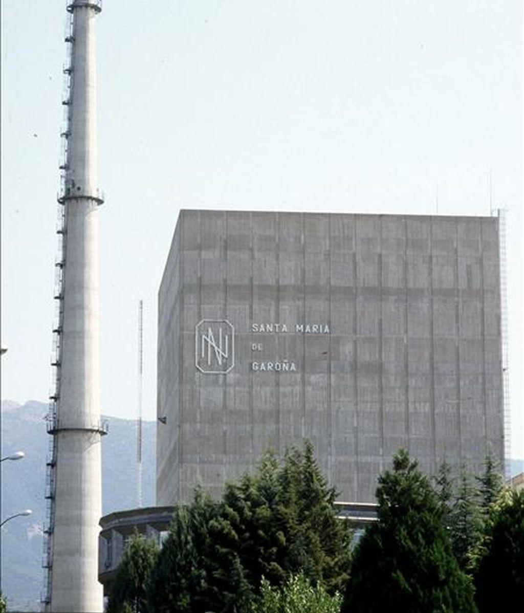 El pleno del Consejo de Seguridad Nuclear (CSN) ha interrumpido la discusión sobre la continuidad de la central nuclear de Garoña (Burgos) y ha dejado para mañana, fecha límite, la decisión sobre esta instalación, han informado fuentes de este organismo. EFE/Archivo