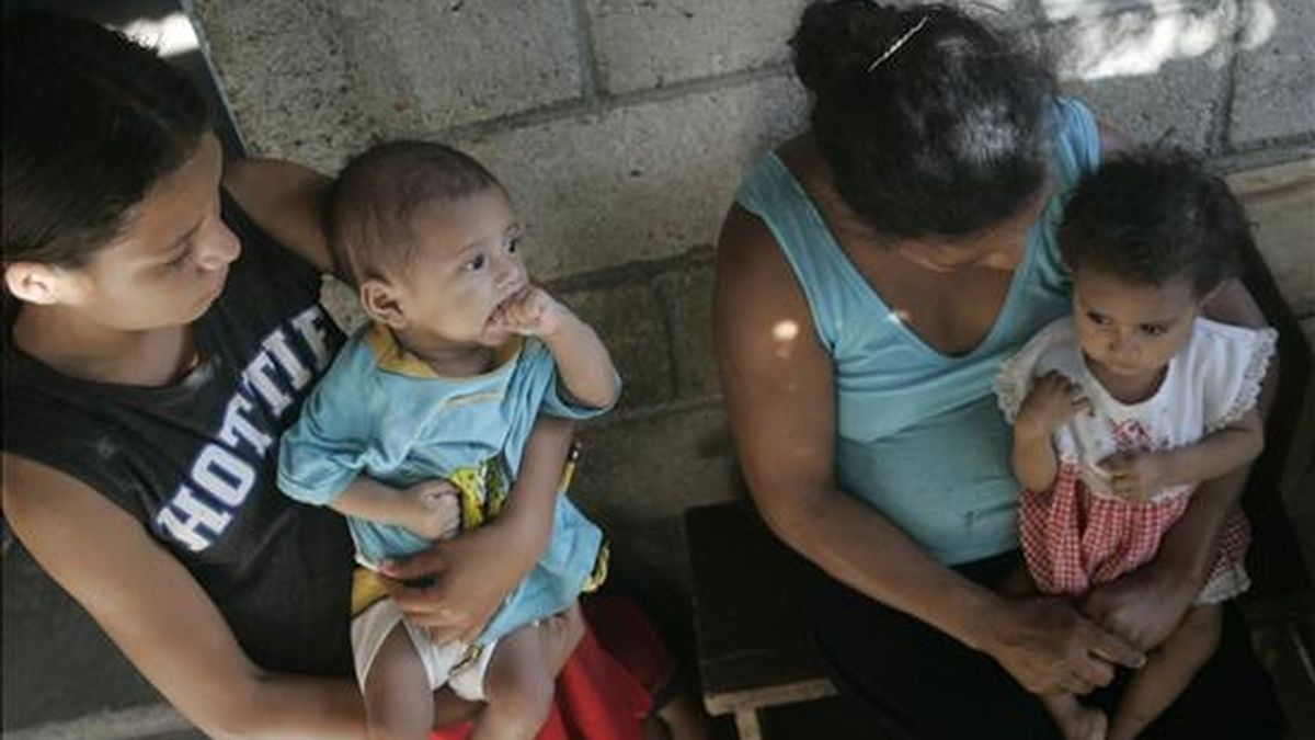 En lo que va de este año, según cifras oficiales, en todo el país han fallecido 56 menores como consecuencia de aflicciones relacionadas con la desnutrición. EFE/Archivo