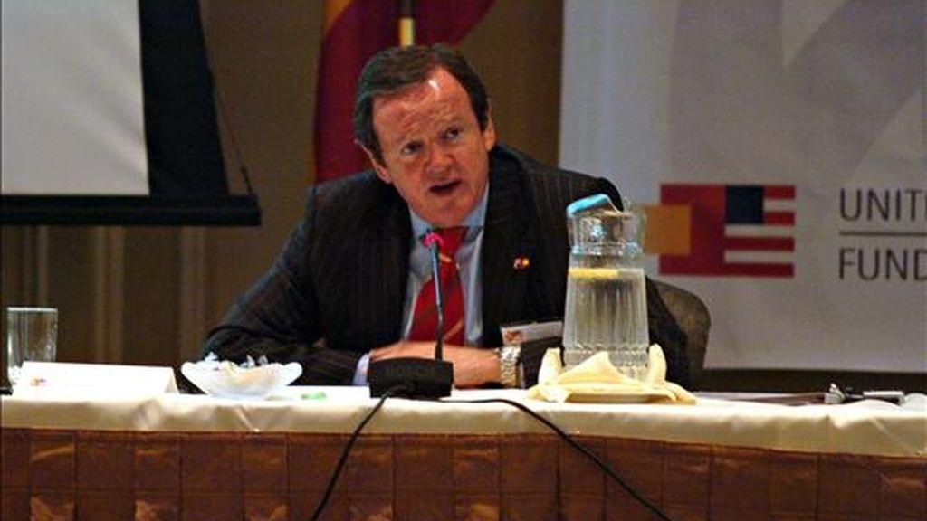 El ex presidente de la compañía, Jesús Salazar. EFE/Archivo