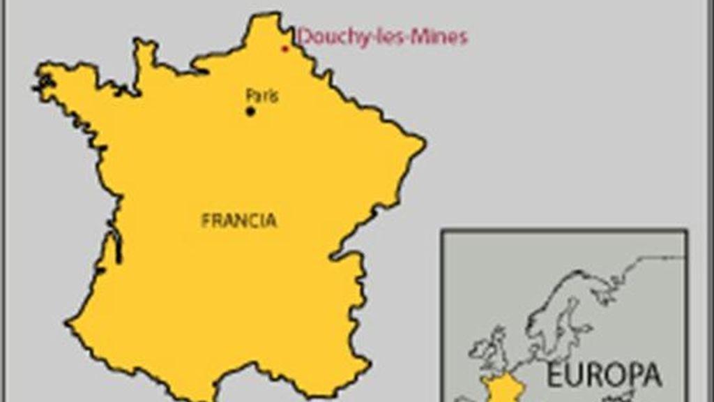 Un hombre mató hoy al menos a dos personas contra las que disparó desde una vivienda situada en el centro de la localidad de Douchy-les-Mines, en el norte de Francia. EFE