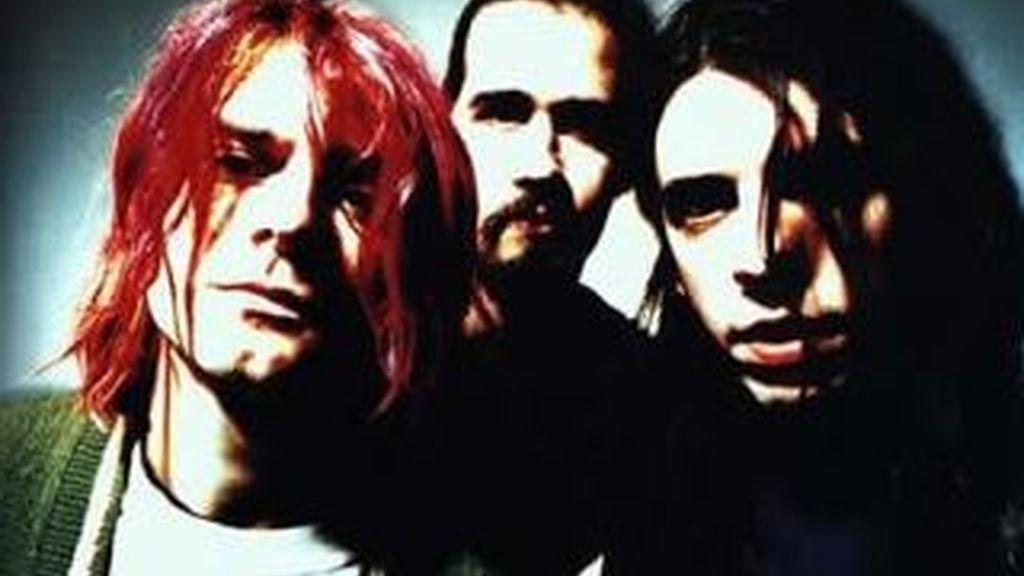 Los fans de Nirvana, Metallica, Linkin Park, Kanye West y Gorillaz son más propensos a tener sexo en la primera cita. En la foto Nirvana