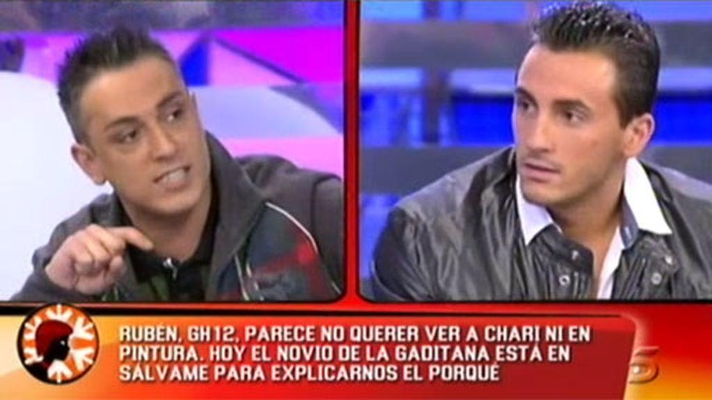 Kiko contra Rubén