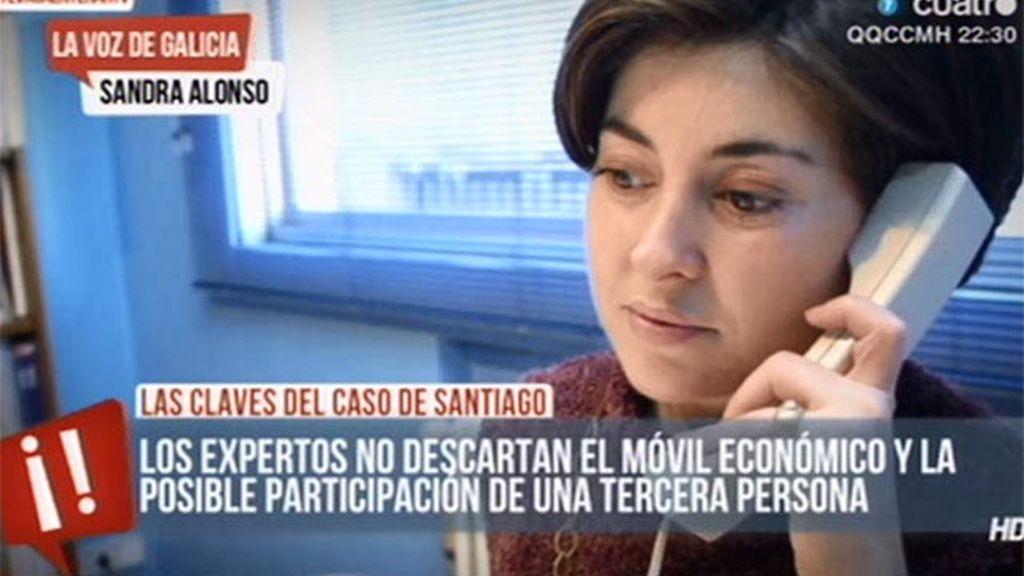 """Según algunos familiares, Rosario Porto regresó """"desencajada"""" de Marruecos"""