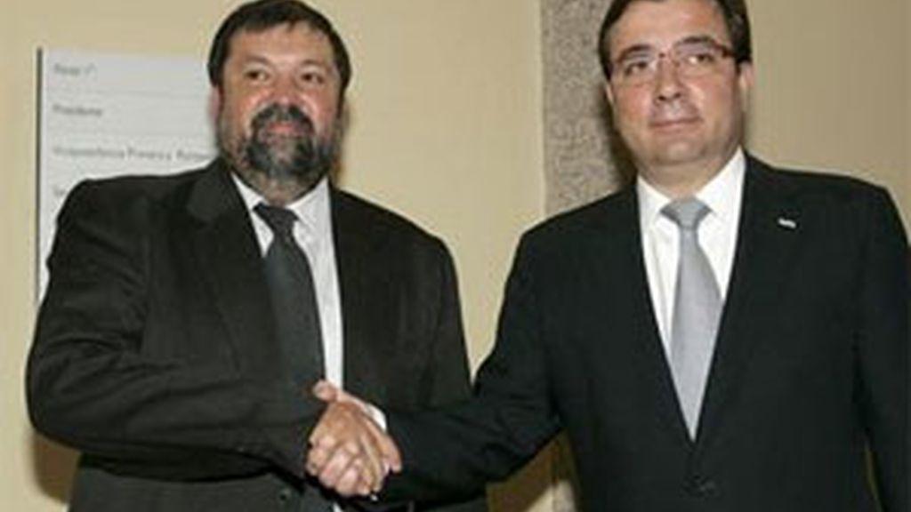 El ministro de Justicia, Francisco Caamaño, ha instado a la Abogacía del Estado a personarse en el caso Gürtel. Vídeo: ATLAS
