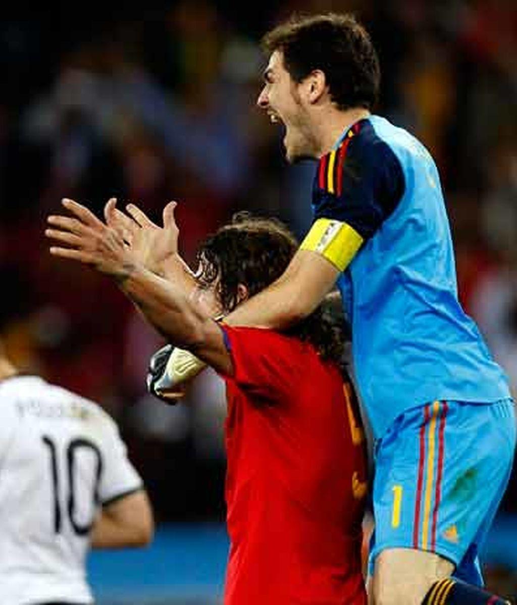 Casillas tendrá otro motivo para estar contento cuando acabe la Copa del Mundo