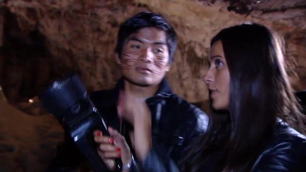 Los Shiwiar no entienden a Cristina