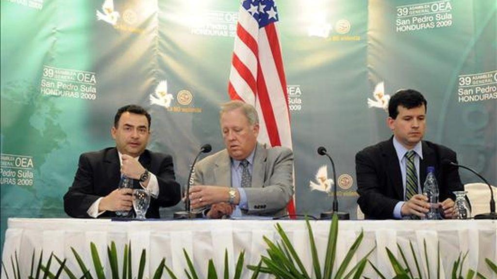 """El secretario de Estado adjunto para Latinoamérica, Thomas Shannon, aseguró que el apoyo de Washington a la medida tomada representa """"el mayor cambio"""" de la política de EE.UU. hacia la isla en cuatro décadas. EFE"""