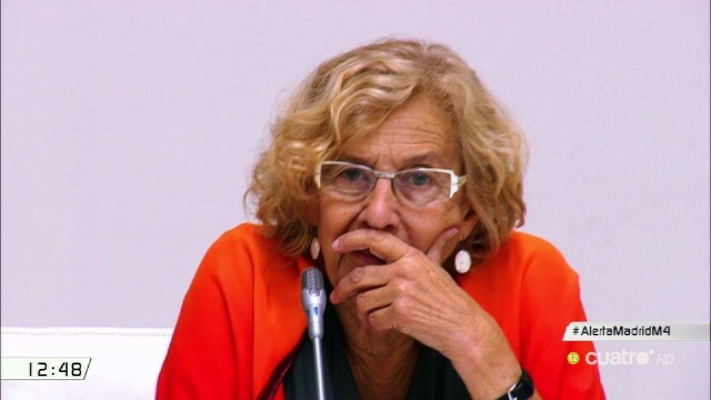 Reyes Magos, los titiriteros... Las polémicas de Manuela Carmena en 2016