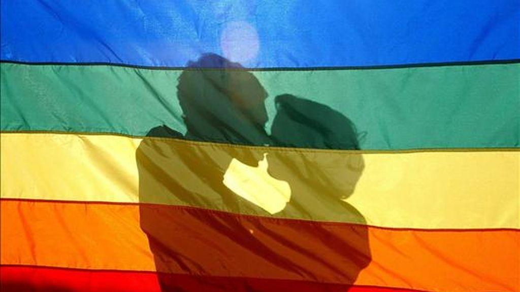 Seis meses después de que la Asamblea neoyorquina diera el visto bueno a la iniciativa, la cámara alta del estado es incapaz aún de llegar a un acuerdo para debatir la legalización de las bodas homosexuales. EFE/Archivo