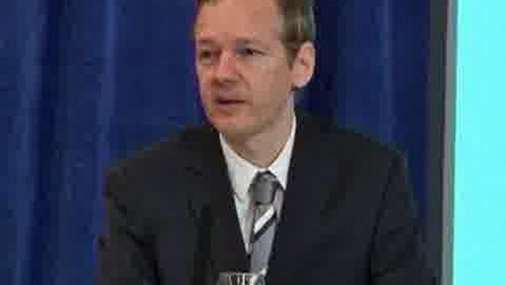 Se busca al fundador de Wikileaks