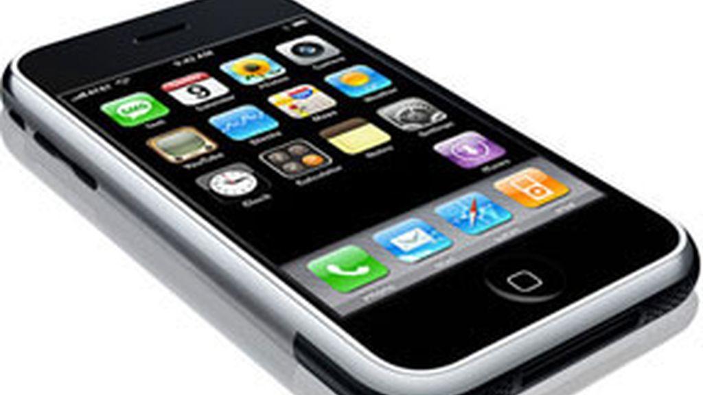 El esperado iPhone llegará a España de la mano de Telefónica.