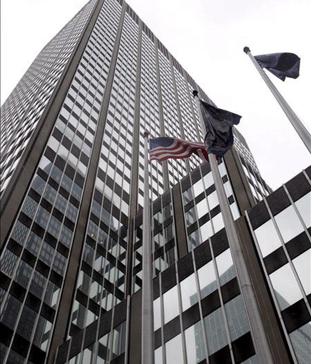Edificio de la sede de Citigroup en Park Avenue, Nueva York, EEUU. EFE/Archivo