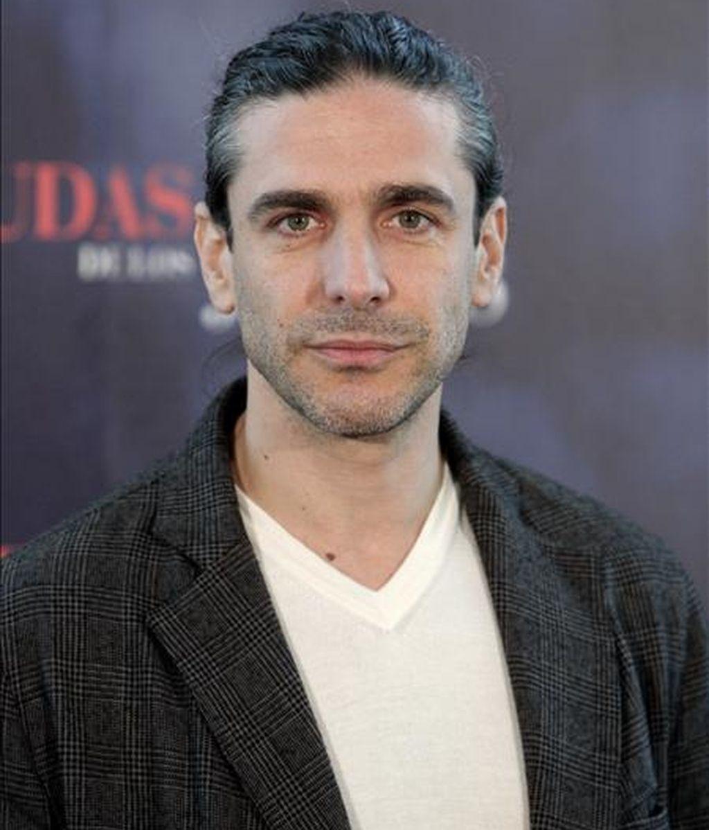 El actor Leonardo Sbaraglia. EFE/Archivo