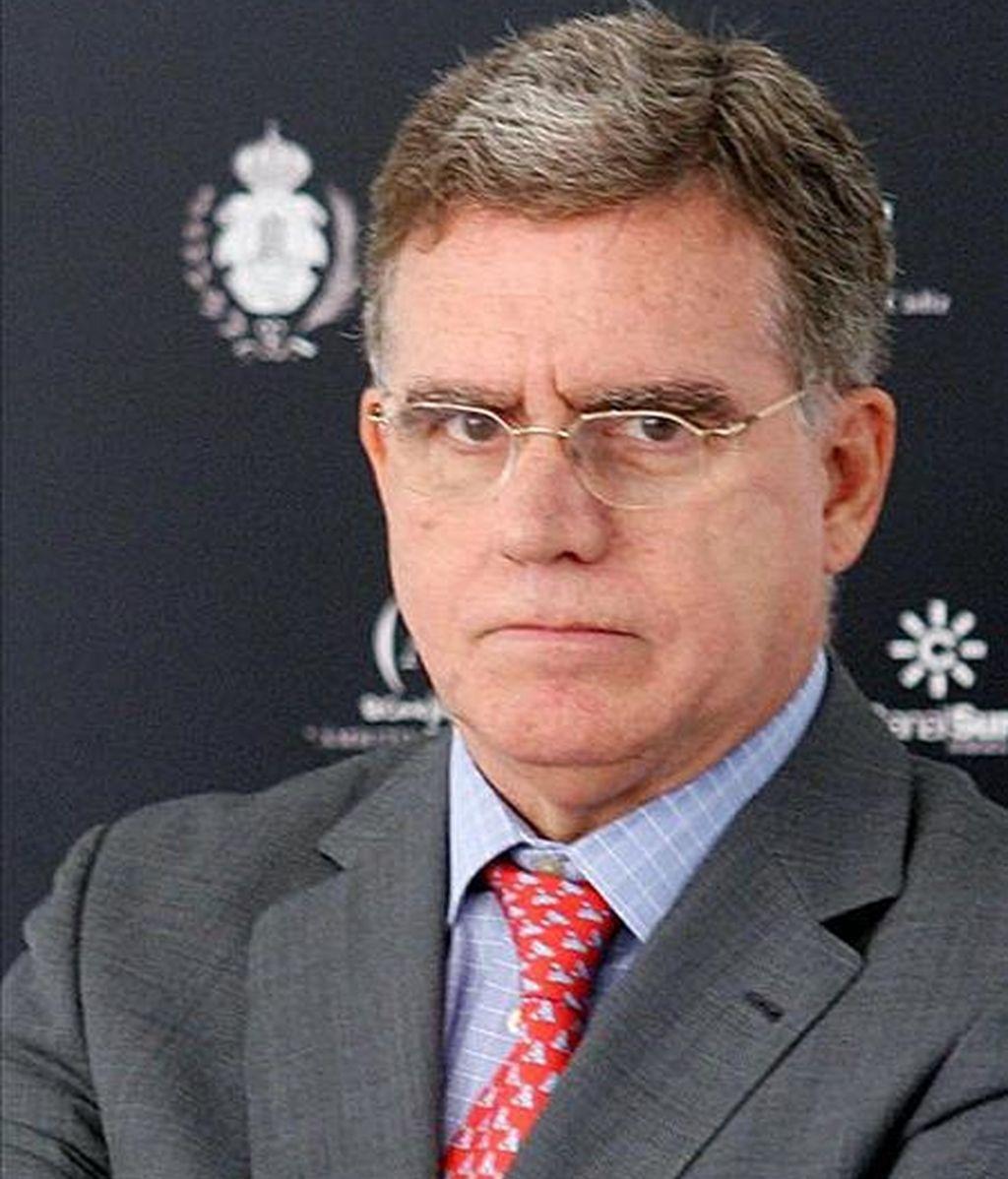 El hasta ahora embajador español en Austria, José Pons. EFE/Archivo