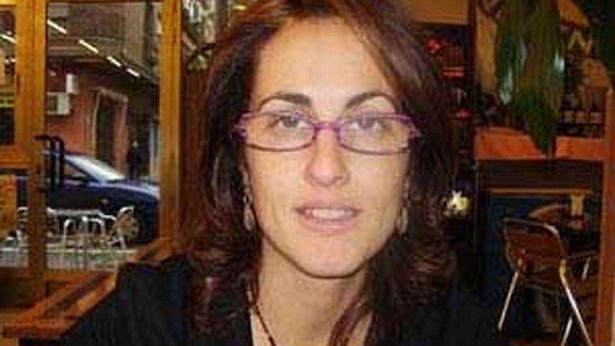 Imagen de Lourdes García, desaparecida el 3 de octubre de 2009.