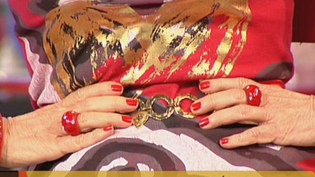 'Sálvame' celebra el triunfo de 'La Roja'