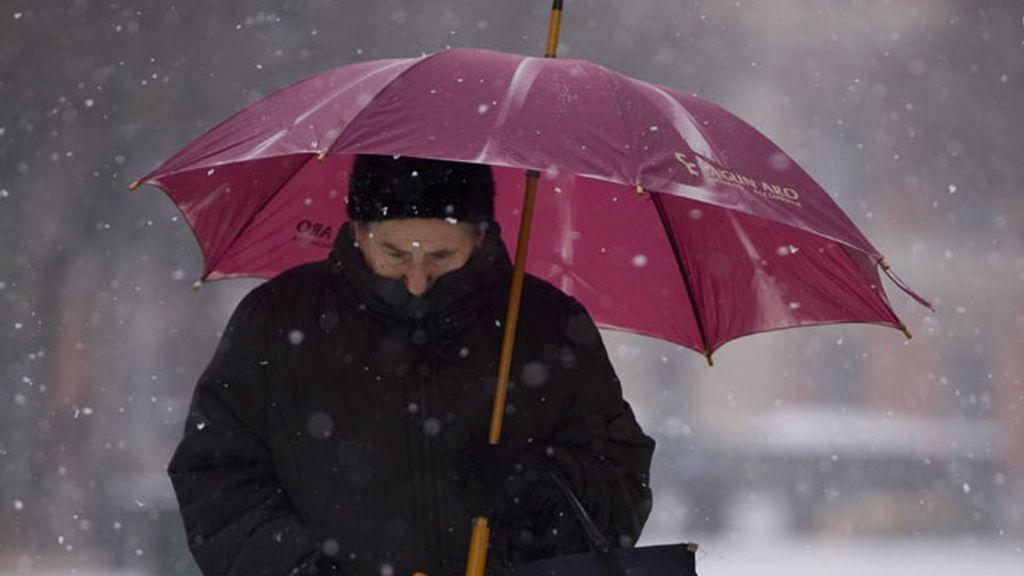 Ola de frío siberiano