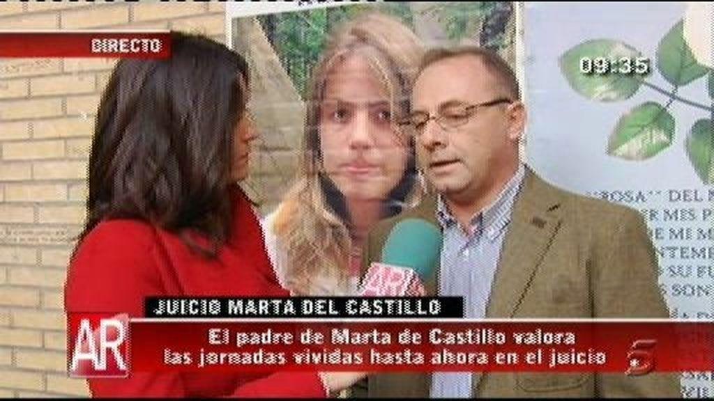 """Antonio del Castillo: """"Los imputados se van quedando sin coartada"""""""