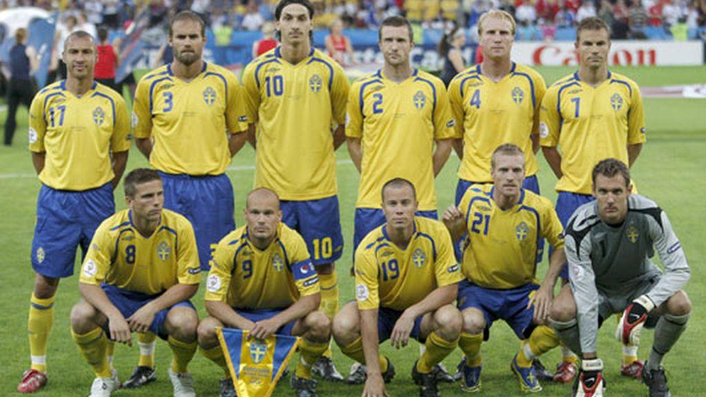 Si España vence a Suecia estará en cuartos. FOTO: EFE.